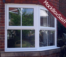 Domestic Mock Box Sash Windows
